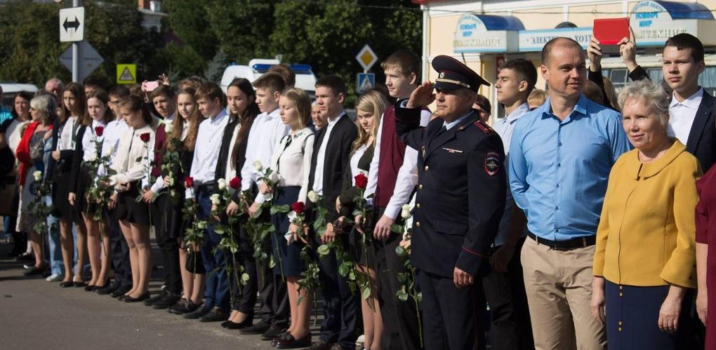 Почётным гражданином Моршанска стал лётчик-космонавт