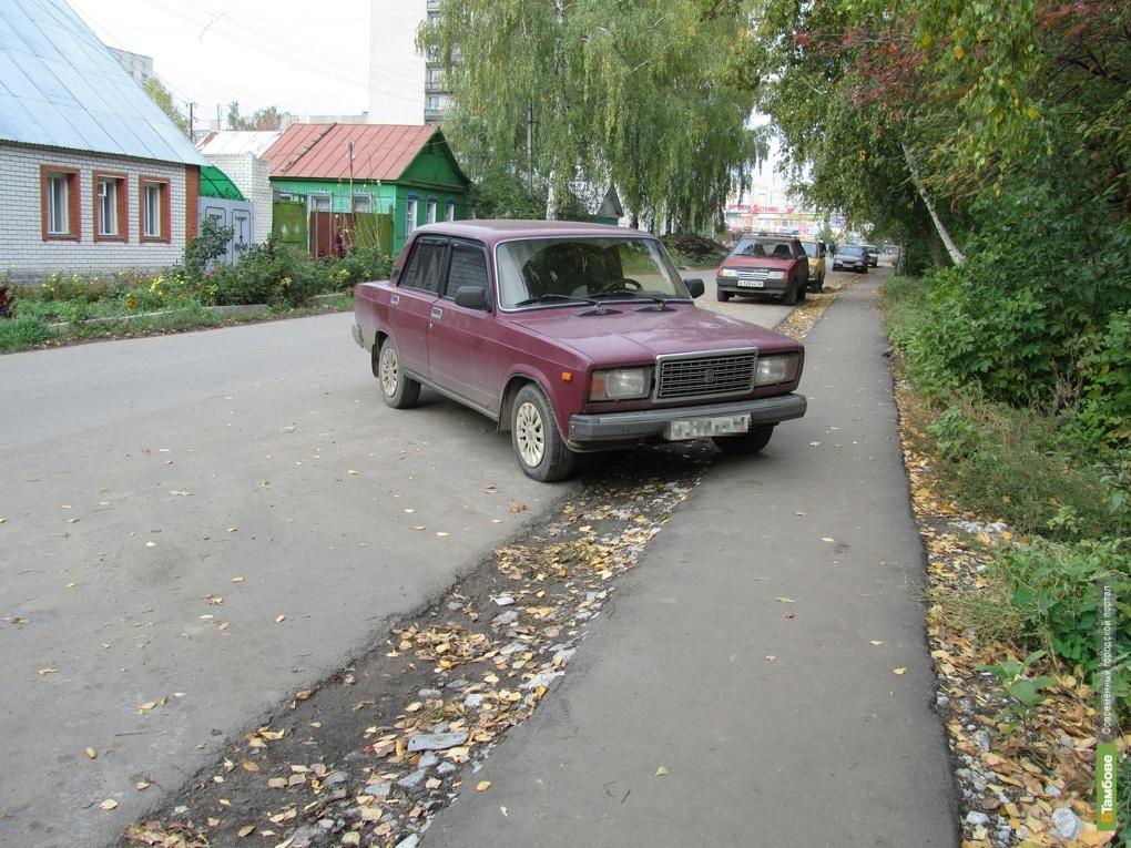 Тамбовчанин украл авто, чтобы понравиться девушке