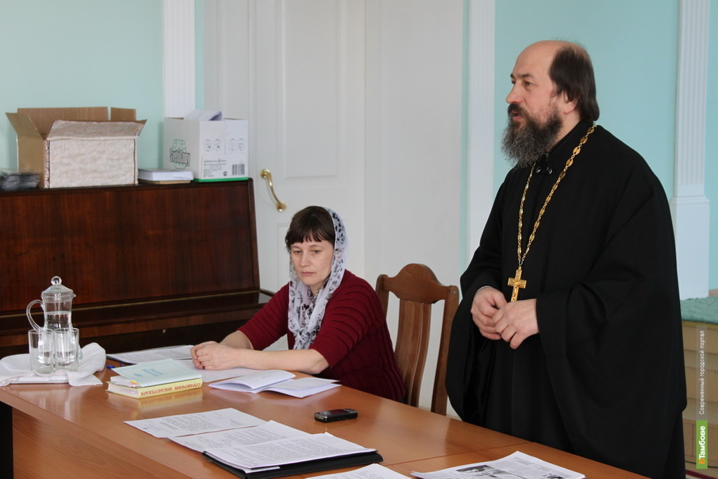 Требовать долги с тамбовчан будут священники