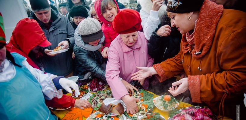 Претендент в Книгу рекордов Гиннесса: в Тамбове испекут самый большой пирожок
