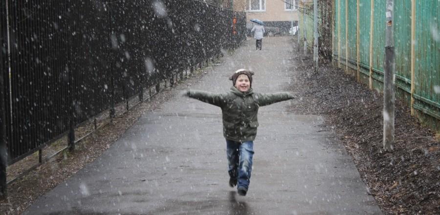 В выходные в Тамбове ожидается снег