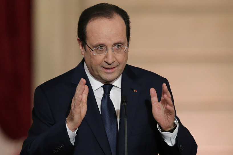 Франсуа Олланд выступил за отмену санкций в отношении России