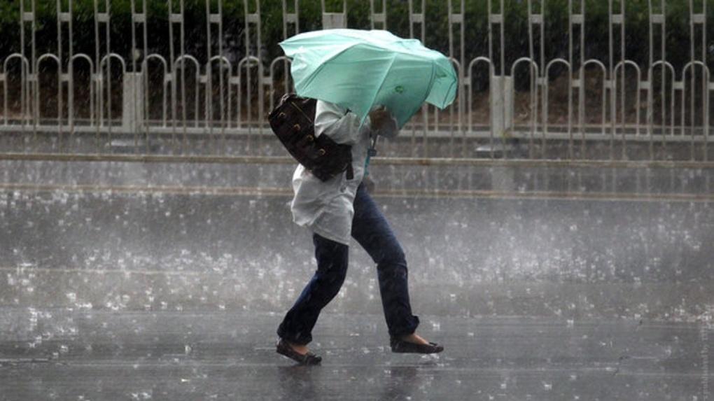 Сильный ветер и град: погода жителей Тамбовщины в выходные не побалует