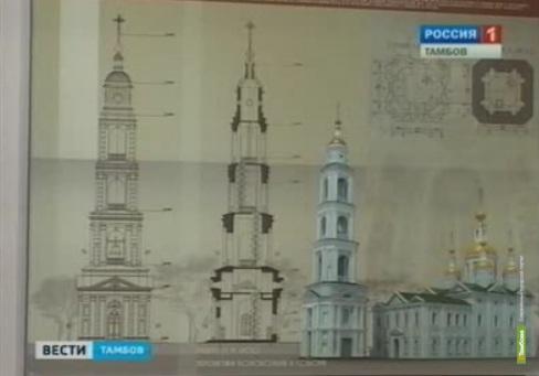Горожанам покажут церкви в разрезе