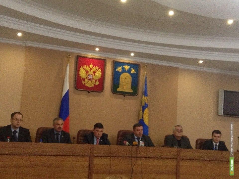 Координационный совет по вопросам ЖКХ утверждает план работы на ближайшее время