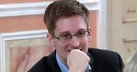 Сноуден хочет остаться в России еще на годик