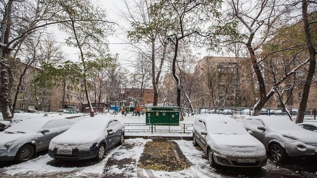 Парковочные места в России могут стать более узкими