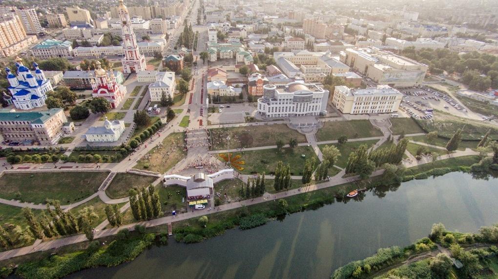 За два года в Тамбове построили парковки площадью 18 тысяч квадратных метров. Как три футбольных поля