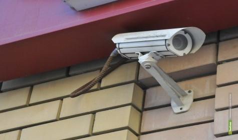 В Тамбове действуют 120 камер видеонаблюдения
