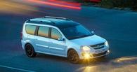 АвтоВАЗ назвал цены на Lada Largus VIP