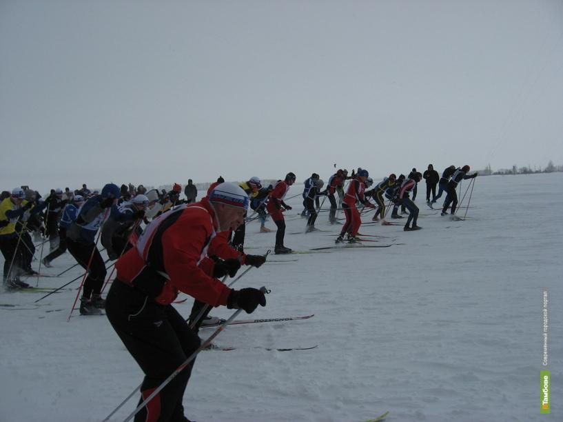 В Тамбове построят лыжный стадион в парке Дружбы