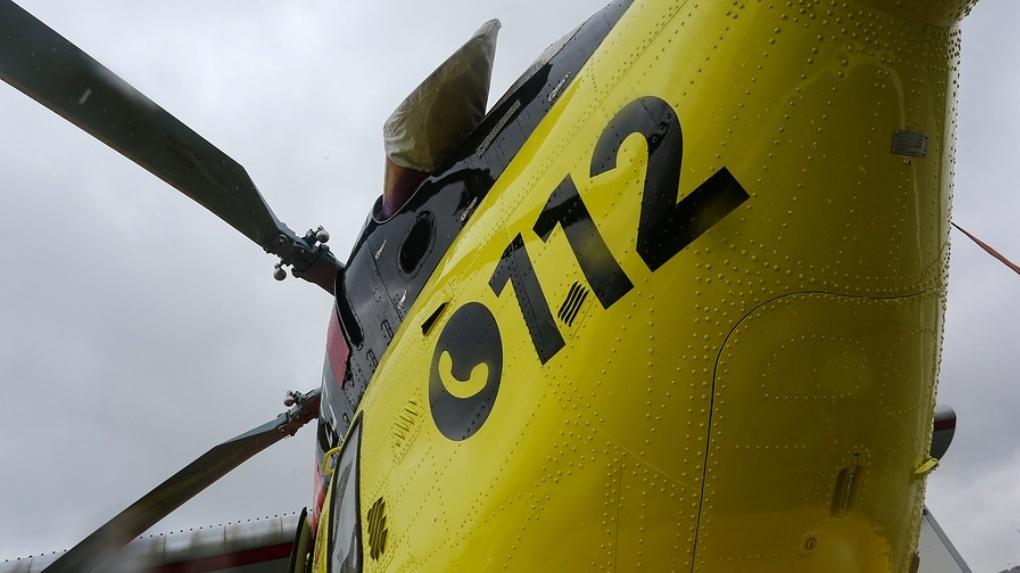 Воздушная скорая помощь: в Тамбовской области построят две новые вертолетные площадки для санавиации