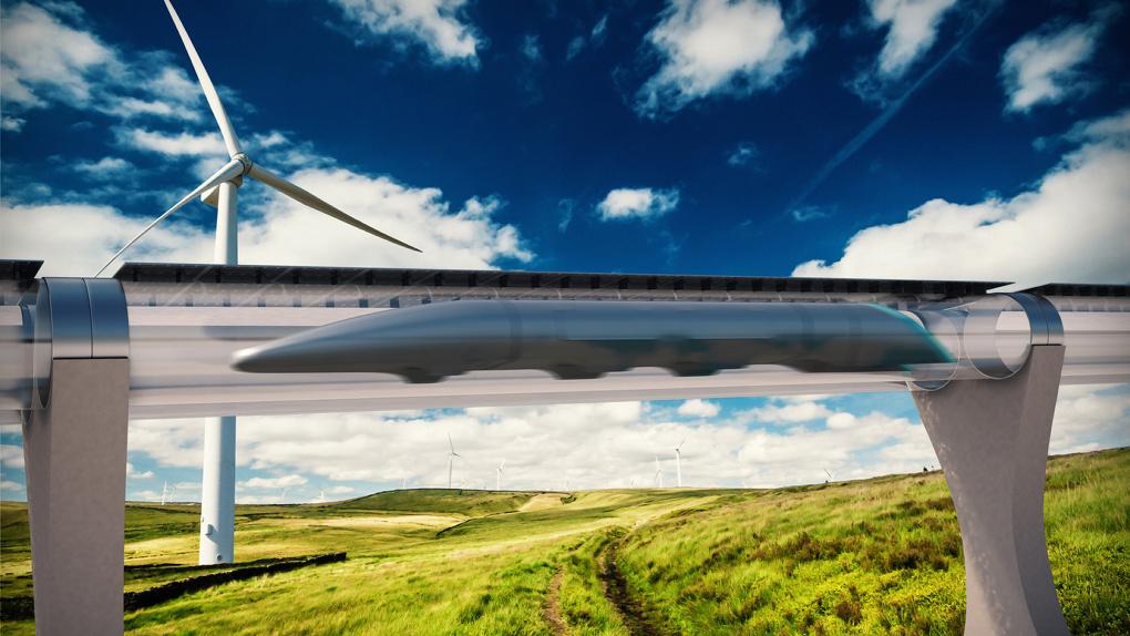 В России может появится скоростной пассажирский транспорт. Размах страны позволяет