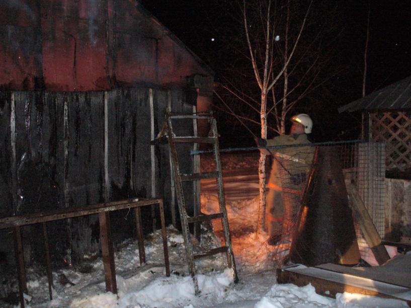 С начала года в регионе произошло 2 пожара