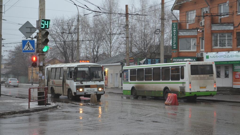 В день Светлой Пасхи для тамбовчан общественный транспорт пустят по дополнительным маршрутам!