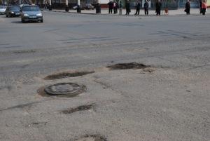 Водители выбрали худшую дорогу в Тамбове