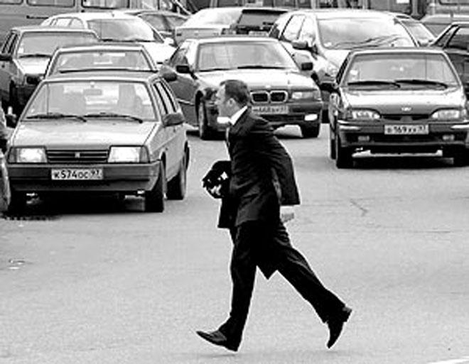Общественная палата: штрафы для пешеходов-нарушителей необходимо повысить в два раза