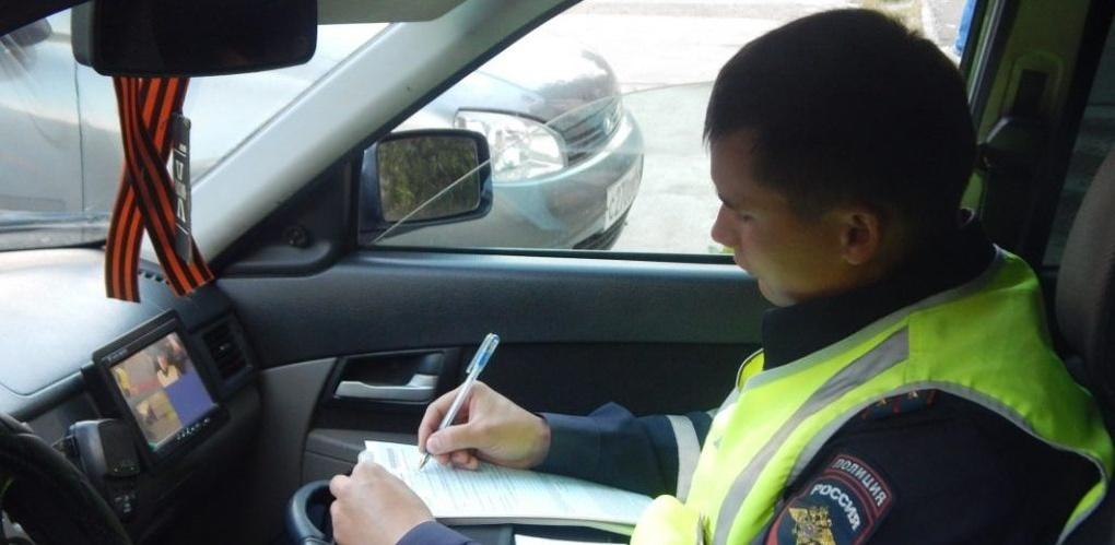 За выходные автоинспекторы региона поймали 34 пьяных водителя