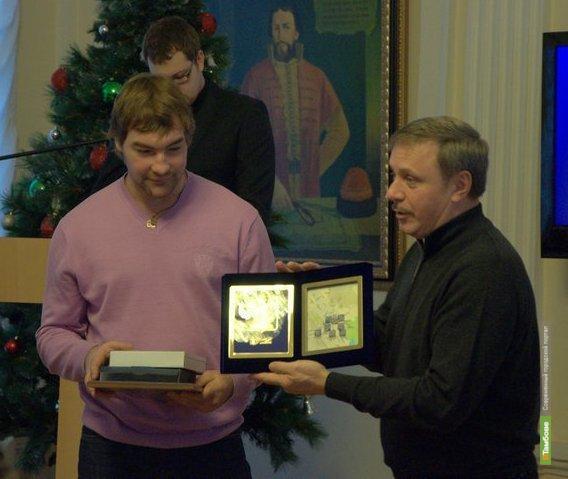 Глава администрации Тамбова наградил лучших спортсменов года