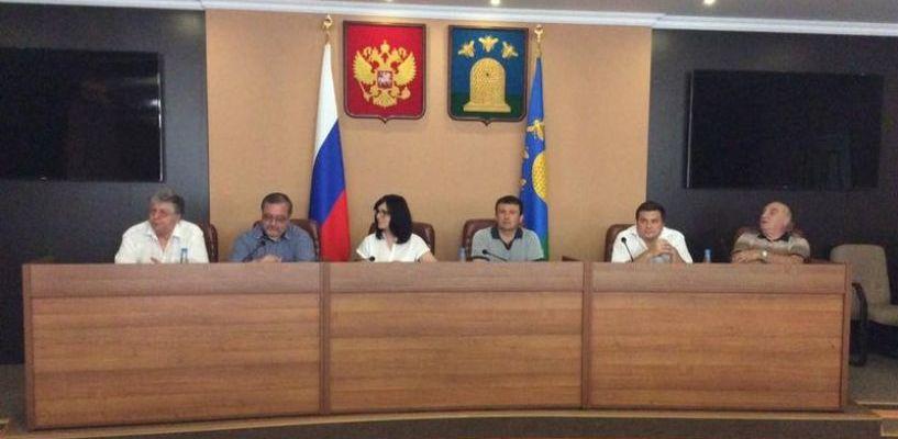 В Тамбове создали городское отделение Союза журналистов России