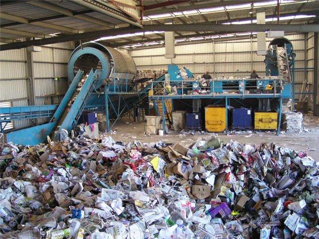 Федералы похвалили Тамбовскую область за хорошую утилизацию отходов