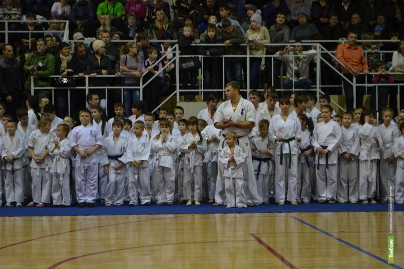Тамбовские каратисты покажут мастерство на международном детском турнире