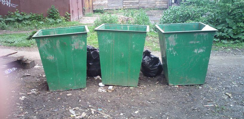 В Котовске в мусорном контейнере обнаружили снаряд