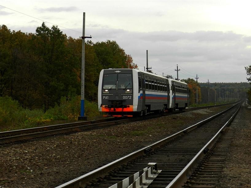 В Тамбовскую область вернут несколько пригородных поездов