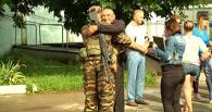 Тамбовские омоновцы вернулись с Северного Кавказа