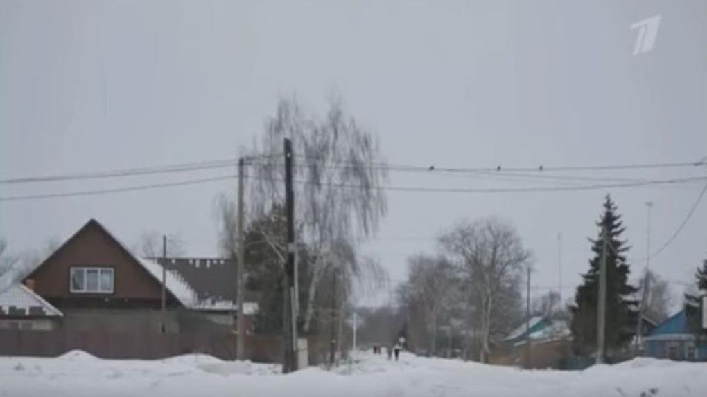 Школьники из Глазка снова «засветились» на Первом канале