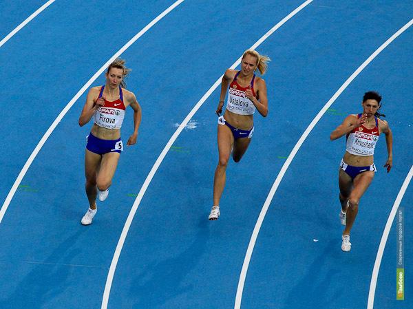 Тамбовская легкоатлетка привезла «бронзу» с первенства России