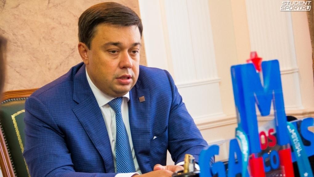 Владимир Стромов вошел в число самых спортивных ректоров страны
