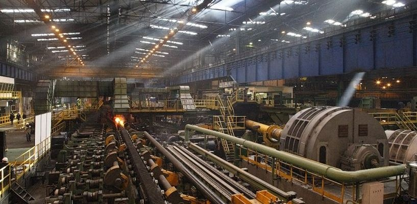 В 271 раз вырос объём продукции на металлургических предприятиях области