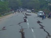 Жертвами землетрясения в Мьянме стали 5 человек