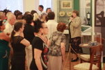 В краеведческом музее открылась выставка «Лермонтов: Петергоф. Поэт. Эпоха»