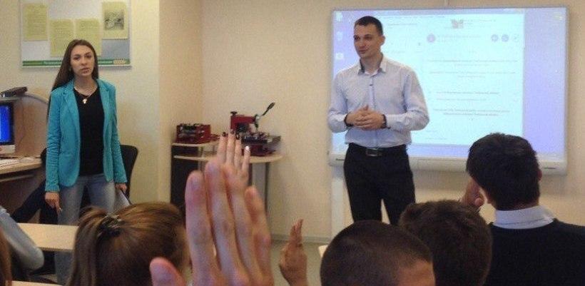 Студенты Тамбовского филиала РАНХиГС наладили диалог с молодыми избирателями