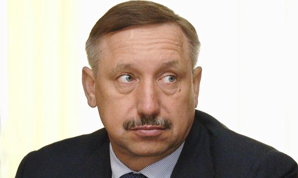 В адрес Олега Бетина пришла правительственная телеграмма