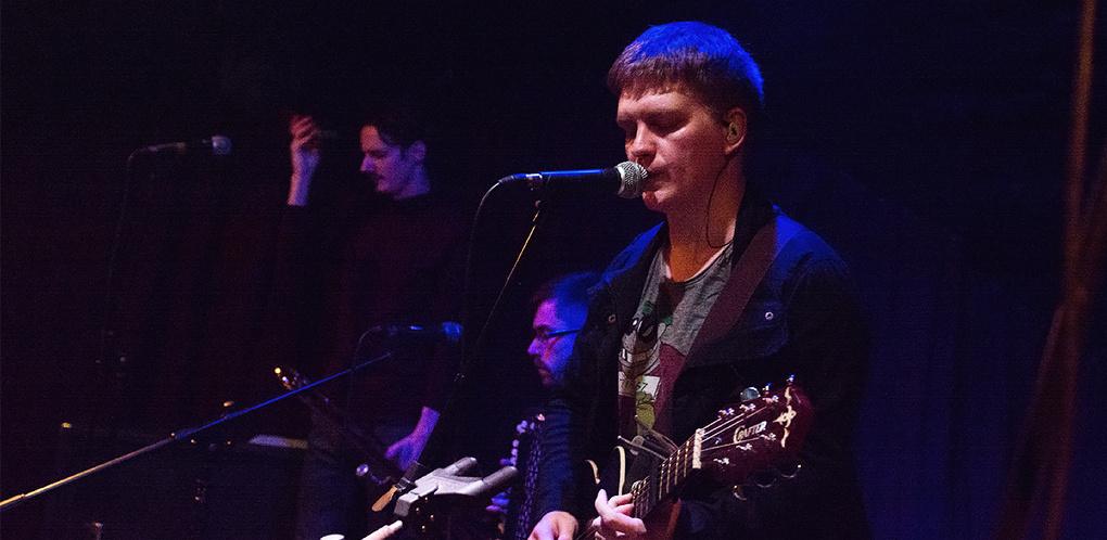 В «Molotov bar» прошёл концерт петербургской группы «Аффинаж»