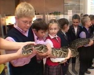 Тамбовчанам покажут редких приматов и рептилий