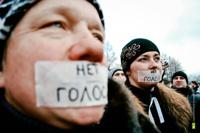 Европарламент призывает Россию провести выборы заново
