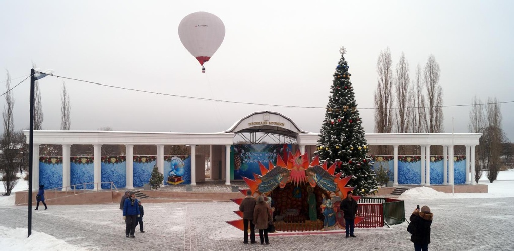 В Тамбовской области официально появилась федерация воздухоплавания