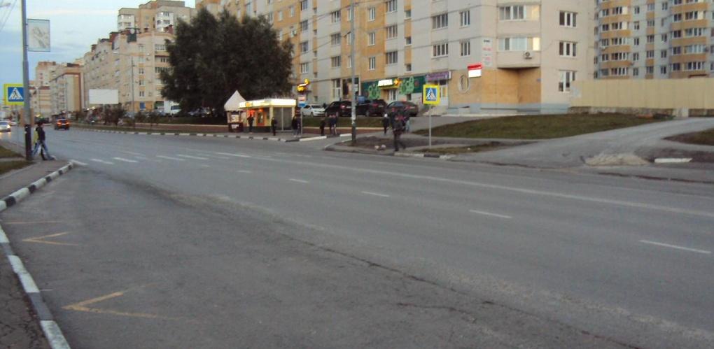 На севере Тамбова водитель сбил 16-летнюю девушку и скрылся с места ДТП