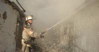 Житель Никифоровского района погиб при пожаре в сарае