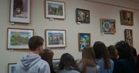 В Тамбове открылась выставка юной художницы