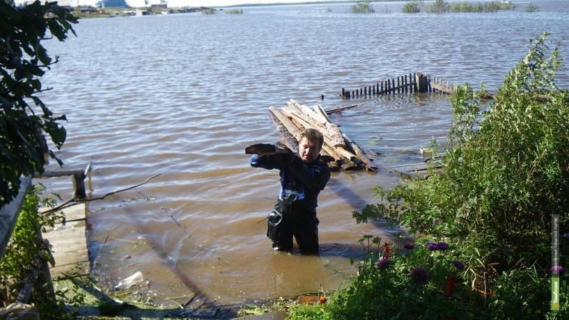 Паводок на Дальнем Востоке: что пережили в зоне стихии тамбовские спасатели