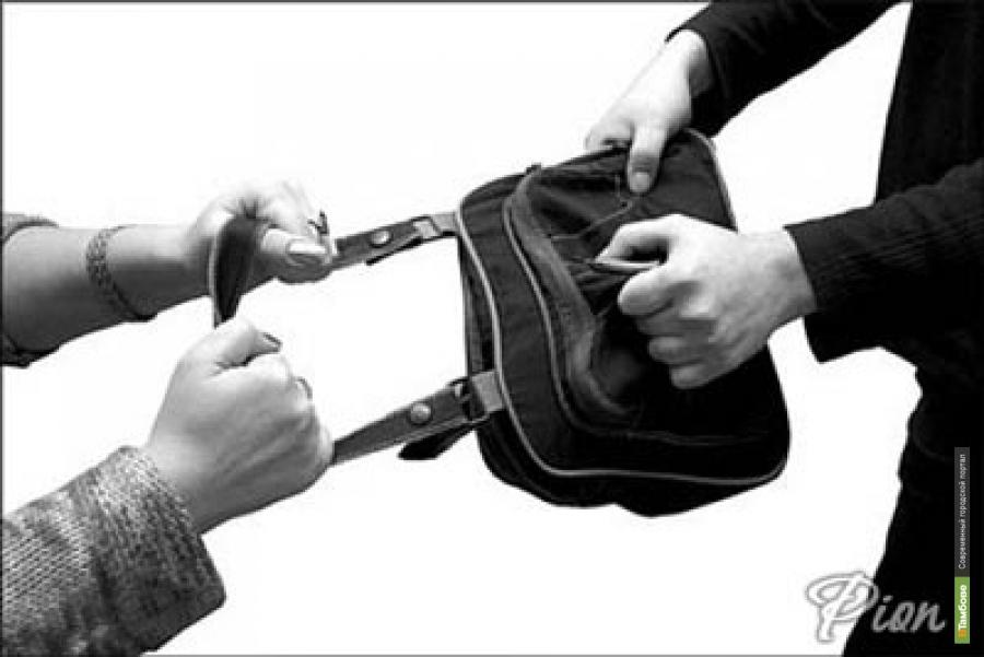 Тамбовские милиционеры раскрывают семь краж из девяти