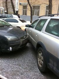 В Тамбове столкнулись 6 машин