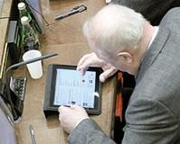 iPad депутату Госдумы — не игрушка