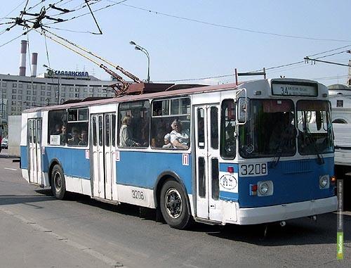 Городские троллейбусы перевезли почти 8 миллионов тамбовчан