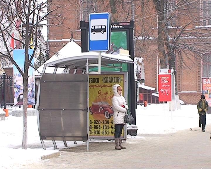 Тамбовчане «выбили» у чиновников новую автобусную остановку
